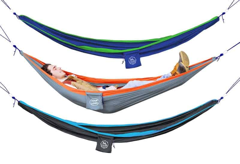 in pursuit promotions hammocks stacked for summer camps
