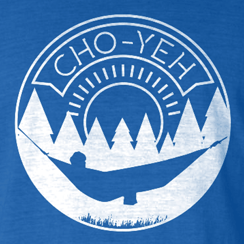Summer Camp T-Shirt Design for Cho-Yeh