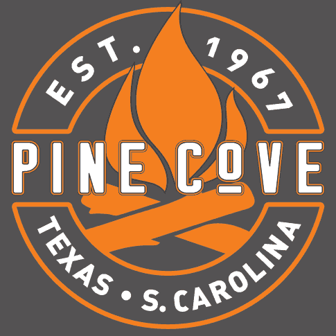 Summer Camp T-Shirt Design for Pine Cove